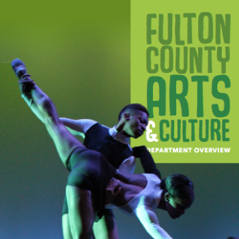 FUlton County Arts & Culture | Digital, Event Branding, Print