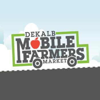 DeKalb Mobile Farmers Market | Digital, Branding, Print