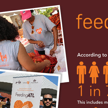 Feeding Atlanta | Digital, Event Branding, Print