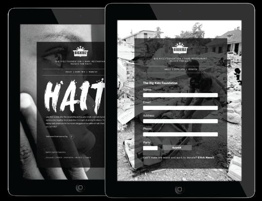 Haiti Relief Campaign