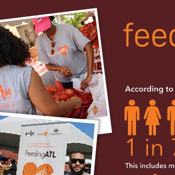 Feeding Atlanta | Digital, Event Branding, Print